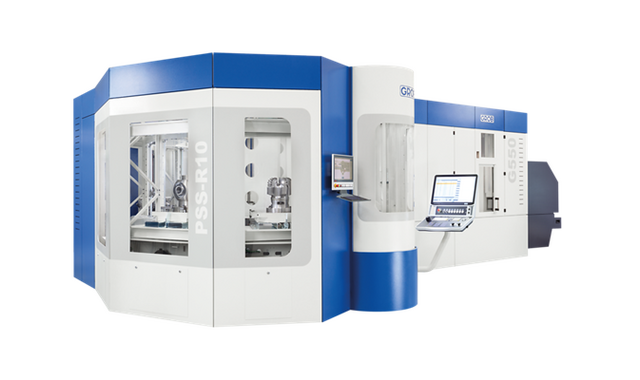 New GROB automation solutions