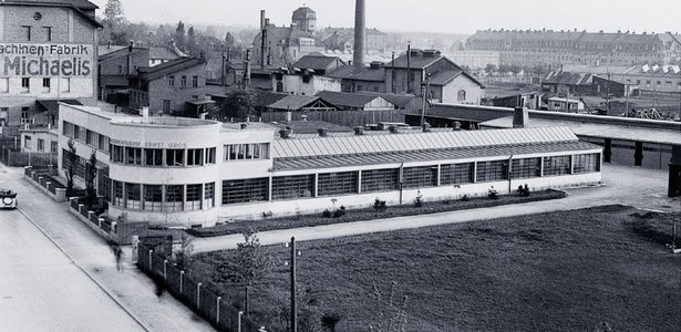 [Translate to en:] Ernst Grob Werkzeug- und Maschinenfabrik