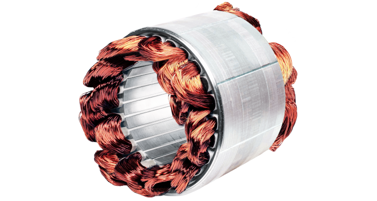 Stator with Insertion Technology