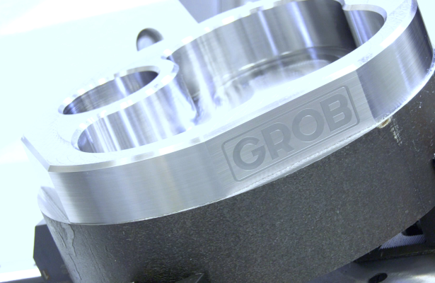 G550a Volume Machining