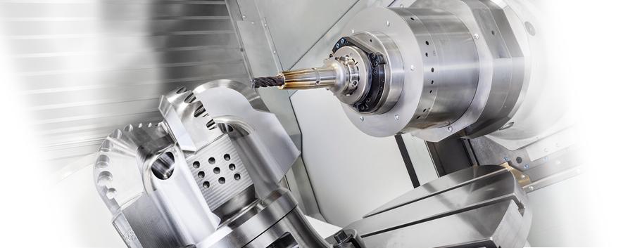 Milling centers by GROB