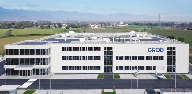 GROB plant in Italy