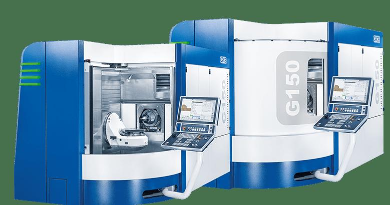 G150 – High-precision machining