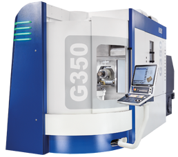 G350 - The compact 5-axis machining module