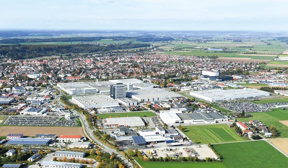 Stammwerk Mindelheim, Deutschland